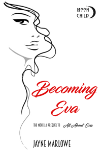 Becoming Eva novella book cover