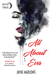 All About Eva cover with quote