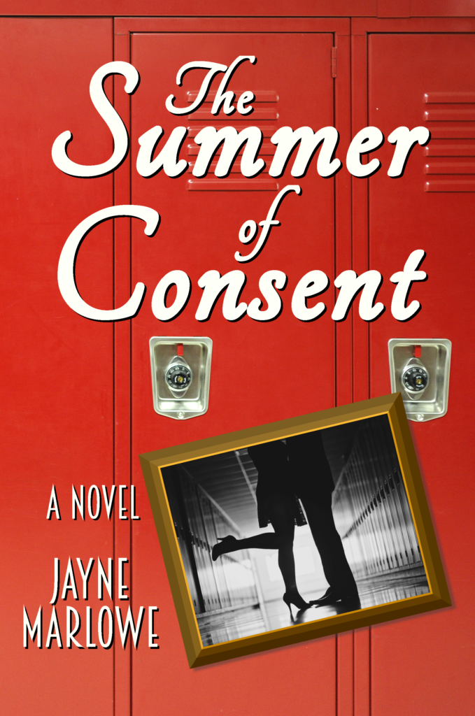 summer of consent book cover